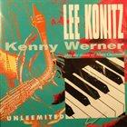 LEE KONITZ Lee Konitz, Kenny Werner : Unleemited album cover