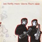 LEE KONITZ Lee Konitz Meets Warne Marsh Again album cover