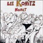 LEE KONITZ Nonet album cover