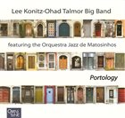 LEE KONITZ Lee Konitz-Ohad Talmor Big Band Featuring Orquestra Jazz De Matosinhos : Portology Album Cover