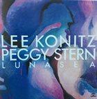 LEE KONITZ Lee Konitz, Peggy Stern : Lunasea album cover