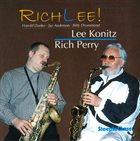 LEE KONITZ Lee Konitz, Rich Perry : RichLee album cover