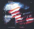 LEE KONITZ Live At Birdland album cover