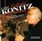 LEE KONITZ Lullaby Of Birdland album cover