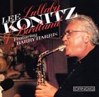 LEE KONITZ Lullaby of Birdland: Featuring Barry Harris album cover