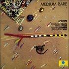 LEE KONITZ Medium Rare album cover