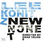 LEE KONITZ New Nonet album cover