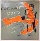 LEE KONITZ Originalee album cover