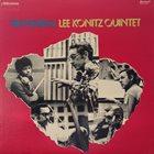 LEE KONITZ Peacemeal album cover