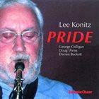 LEE KONITZ Pride album cover