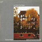 LEE KONITZ Seasons Change (with Karl Berger) album cover