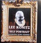 LEE KONITZ Self Portrait album cover