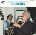 LEE KONITZ Solitudes album cover