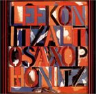LEE KONITZ Some New Stuff album cover
