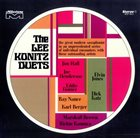 LEE KONITZ The Lee Konitz Duets album cover