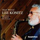 LEE KONITZ The Lee Konitz Quartet : Dearly Beloved album cover