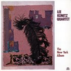 LEE KONITZ The New York Album album cover