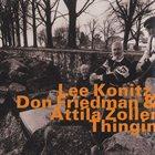 LEE KONITZ Thingin album cover