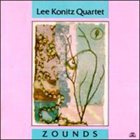 LEE KONITZ Zounds Album Cover