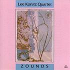 LEE KONITZ Lee Konitz Quartet : Zounds album cover