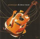 LEE RITENOUR 6 String Theory album cover