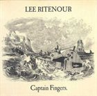 LEE RITENOUR Captain Fingers album cover