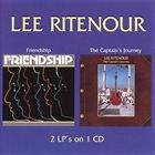 LEE RITENOUR Friendship & The Captain's Journey album cover
