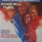 LEE RITENOUR Lee Ritenour And Greg Mathieson ‎: American Flyers album cover