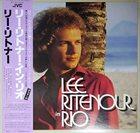 LEE RITENOUR In Rio (aka Rio ) album cover