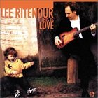 LEE RITENOUR This Is Love album cover