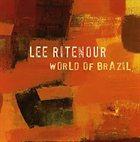 LEE RITENOUR World of Brazil album cover