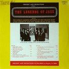 LEGENDS OF JAZZ The Legends of Jazz album cover