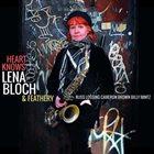 LENA BLOCH Lena Bloch & Feathery : Heart Knows album cover