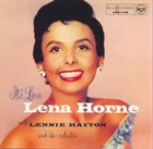LENA HORNE It's Love album cover