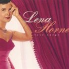 LENA HORNE Love Songs album cover
