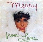 LENA HORNE Merry From Lena album cover