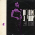 LENA HORNE The Horne Of Plenty album cover