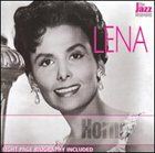 LENA HORNE The Jazz Biography album cover