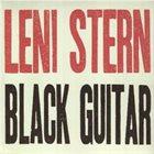 LENI STERN Black Guitar album cover