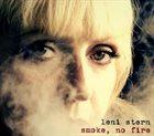 LENI STERN Smoke, No Fire album cover