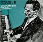 LENNIE TRISTANO Capitol Jazz Classics, Vol. 14 - Crosscurrents : Lennie Tristano & Buddy Defranco album cover