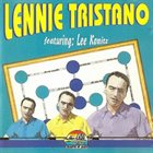 LENNIE TRISTANO Lennie Tristano featuring Lee Konitz album cover