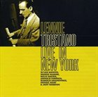 LENNIE TRISTANO Live In New York album cover