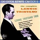 LENNIE TRISTANO The Complete Lennie Tristano (The Essential Keynote Collection 2) album cover