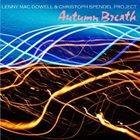 LENNY MAC DOWELL Autumn Breath album cover