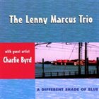 LENNY MARCUS A Different Shade of Blue album cover