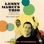 LENNY MARCUS Second Set album cover