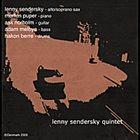LENNY SENDERSKY Lenny Sendersky Quintet (Denmark 2005) album cover