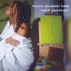 LENORA ZENZALAI HELM Voice Paintings album cover