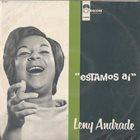 LENY ANDRADE Estamos Ai album cover